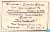 Kalkhoven's Jordaan Cabaret