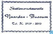 Stationsrestauratie Naarden Bussum