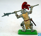 Toy soldier - Britains - Knight of the Cross