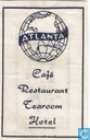 Atlanta Caf Restaurant Tearoom Hotel