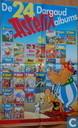 De 24 Dargaud Asterix albums
