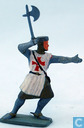 Cross Knight with Axe