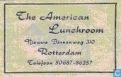 The American Lunchroom