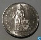 Coins - Switzerland - Switzerland 1 Franc 1992