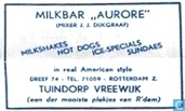 Milkbar &quot;Aurore&quot;