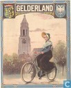 Provinciekaart Gelderland