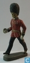 Toy soldier - Hausser/Elastolin - Scots Guard Officer