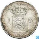 Nederland 1 gulden 1840 (Willem I)