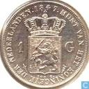 Nederland 1 gulden 1847
