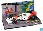 McLaren MP4/7 - Honda