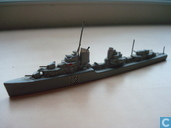 German destroyer 12