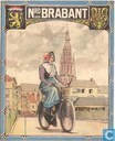 Provinciekaart Nrd Brabant