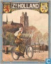 Provinciekaart Zd Holland