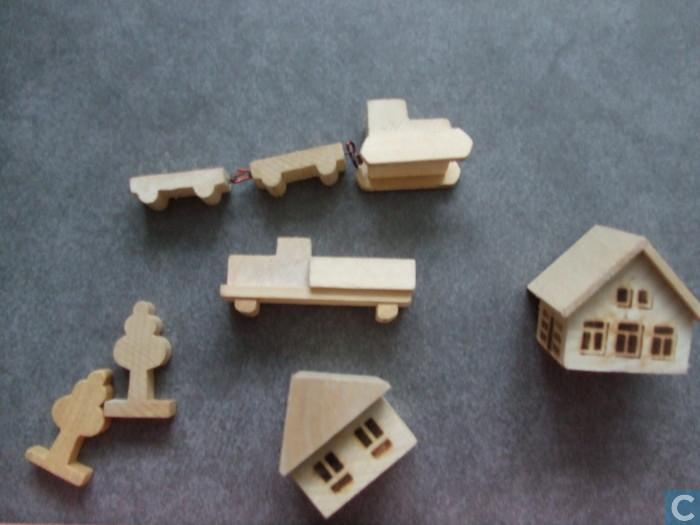 Speelgoed hout russisch oud houten speelgoed
