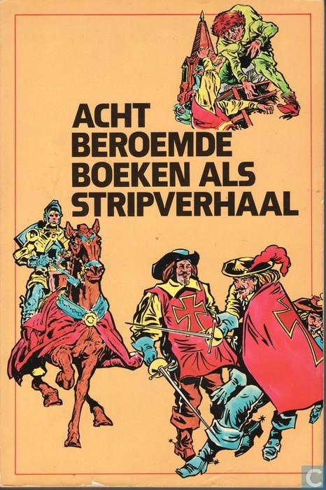 Beroemde Citaten Boeken : Acht beroemde boeken als stripverhaal c