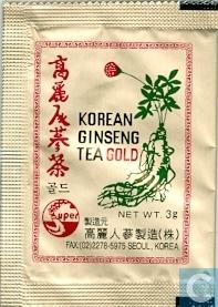 how to make korean ginseng tea