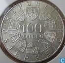 "Coins - Austria - Austria 100 schillings 1975 ""Johann Strauss (1825-1899)"""