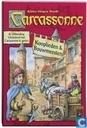 Carcassonne - Kooplieden en bouwmeesters