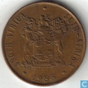 Coins - South Africa - South Africa 2 cents 1985