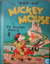 Mickey Mouse In Ye Olden Days