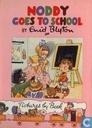 Noddy goes to school