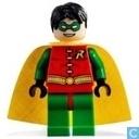 Robin (lang haar) - Lego Batman-Serie