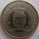 Coins - Netherlands Antilles - Netherlands Antilles 25 cents 1971
