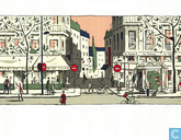 """Boulevard Saint Germain"""
