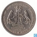"Dominica 4 Dollar 1970 ""FAO"""