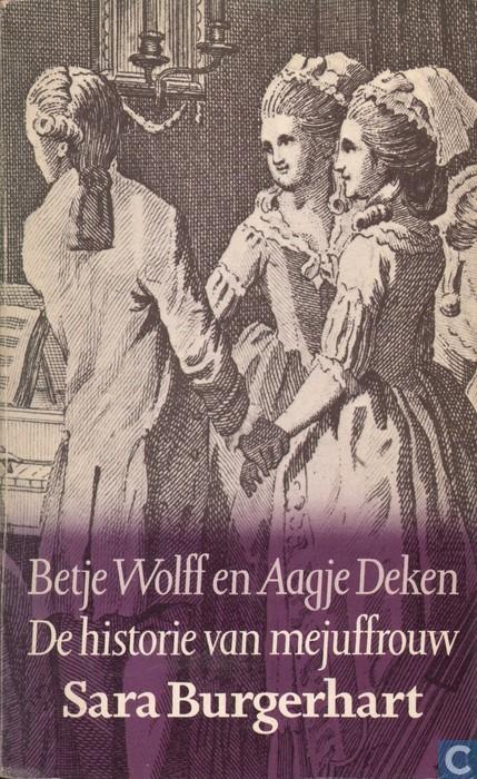 De historie van mejuffrouw Sara Burgerhart | Literatuur Leeslijst ...