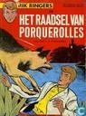 Rik Ringers in het raadsel van Porquerolles