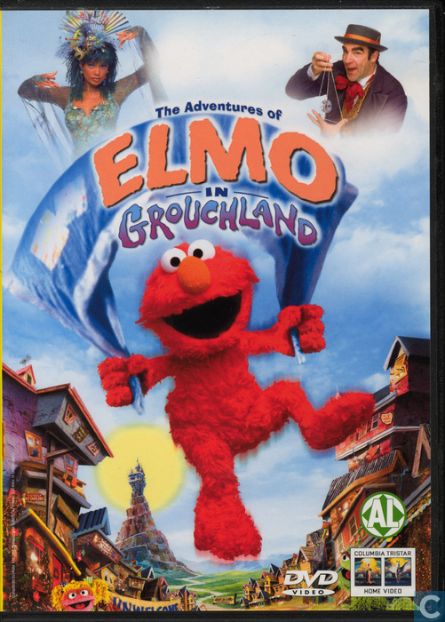The adventures of Elmo in Grouchland - DVD - Catawiki