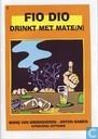 Fio Dio drinkt met mate(n)