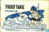 Tekko Taks op glad ijs