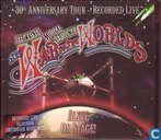 War of the worlds - 30th anniversary tour - recorded live