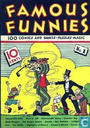 Most valuable item - Famous Funnies 1