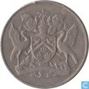 Coins - Trinidad and Tobago - Trinidad and Tobago 25 cents 1972