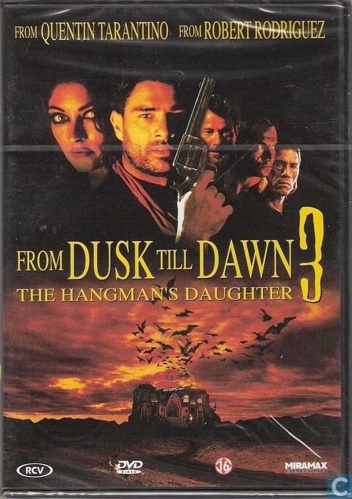 «От Заката До Рассвета 3: Дочь Палача» — 1999