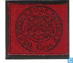 Päpstlichen Wappen