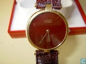 LE MUST DE CARTIER WATCH