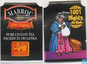 Tea bags and Tea labels - Mabroc - 1001 Nights