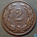 Coin - Hungary - Hungary 2 filler 1905