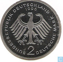 Germany 2 mark 1996 J (Franz Joseph Strauss)