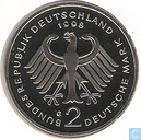 Germany 2 mark 1998 G (Franz Joseph Strauss)