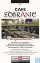Minicards - Minsk - Caf Sobranie