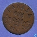 Coins - Canada - Canada 1 cent 1923