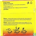 Tea bags and Tea labels - Herbex (Topvet) - Imuregen® cek