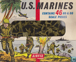 Toy soldier - Airfix - U. S. Marines