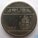 Aruba 5 cents 1990