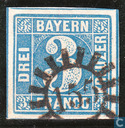Stamps - Bavaria - Mark